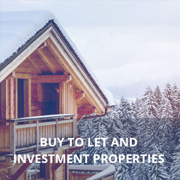 Buy to Let and Investment Properties
